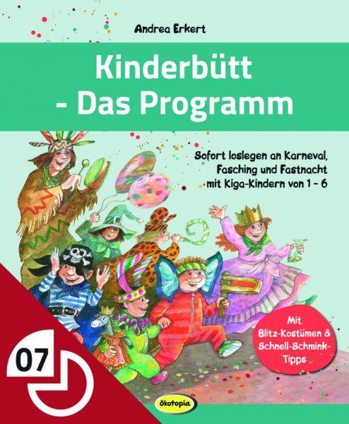 Kinderbütt - Das Programm
