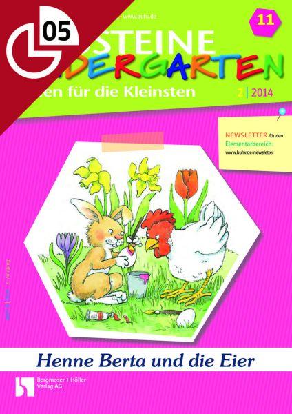 Henne Berta und die Eier