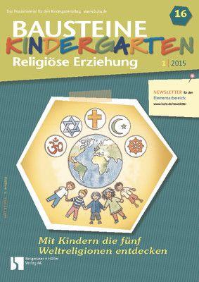 Mit Kindern die fünf Weltreligionen entdecken