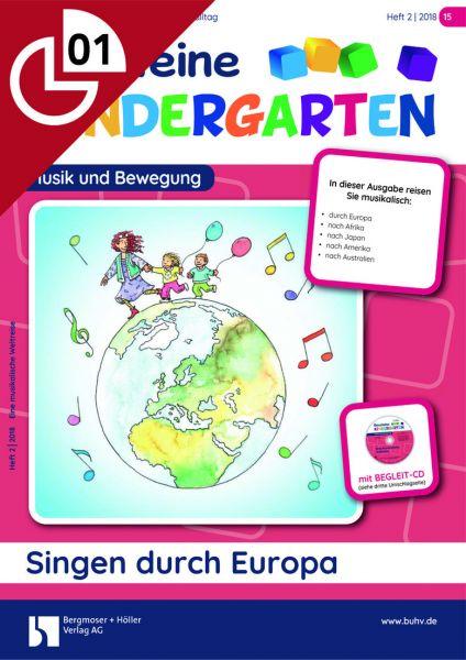 Singend durch Europa