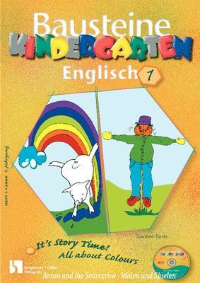 Anton and the Scarecrow - Malen und Spielen