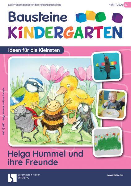 Helga Hummel und ihre Freunde