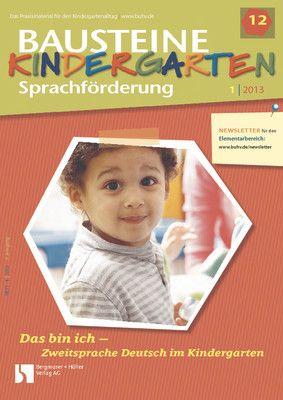 Das bin ich - Zweitsprache Deutsch im Kindergarten
