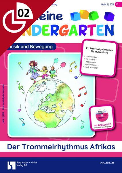 Der Trommelrhythmus Afrikas