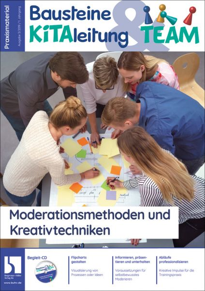 Moderationsmethoden und Kreativtechniken