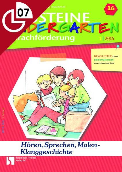Hören, Sprechen, Malen - Klanggeschichte