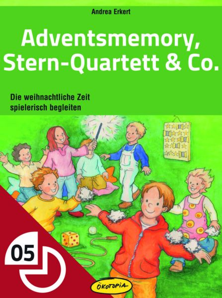 Adventsmemory, Stern-Quartett & Co