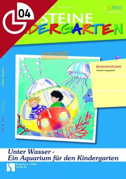Ein Aquarium für den Kindergarten