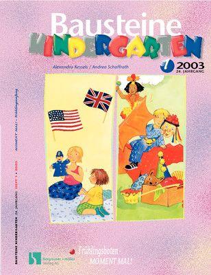 Frühlingsanfang - MOMENT MAL! Kleinere Aktionen für den Kindergartenalltag