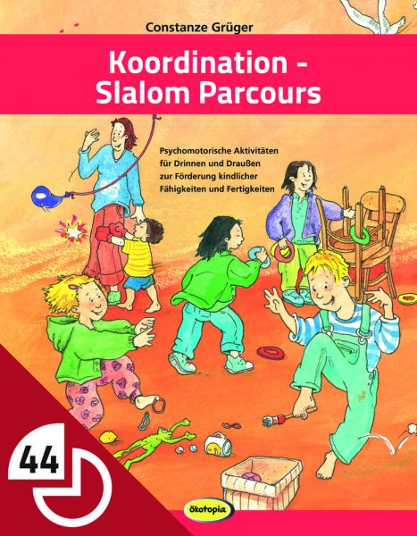 Koordination - Slalom-Parcours