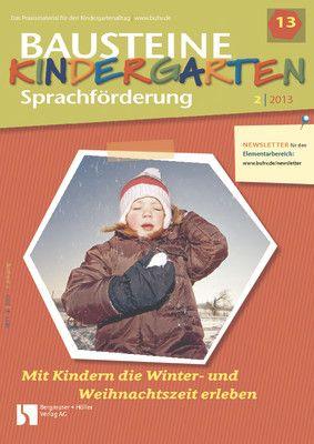Mit Kindern die Winter- und Weihnachtszeit erleben