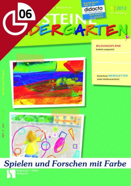 Spielen und Forschen mit Farbe