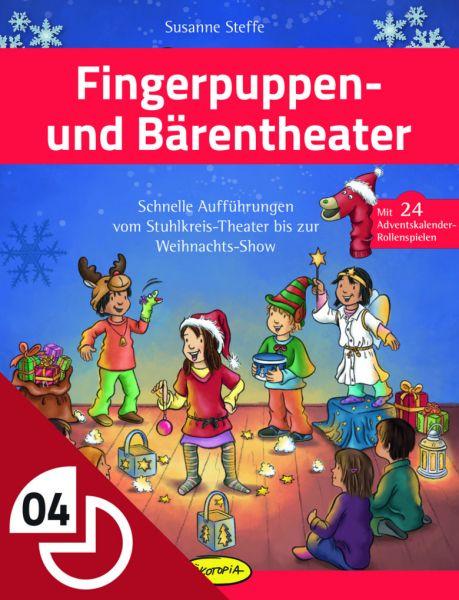 Fingerpuppen- und Bären-Theater