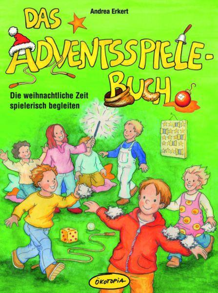 Das Adventsspiele-Buch