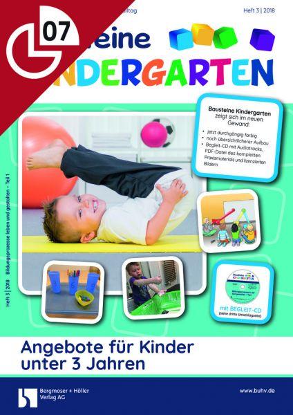 Angebote für Kinder unter 3 Jahren