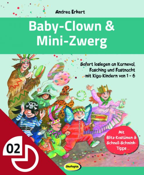 Baby-Clown & Mini-Zwerg