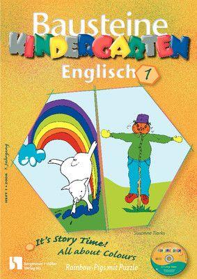Rainbow-Pigs mit Puzzle