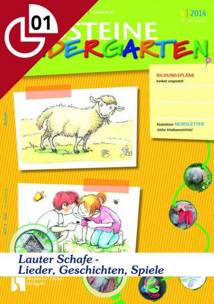 Lauter Schafe - Lieder, Geschichten, Spiele