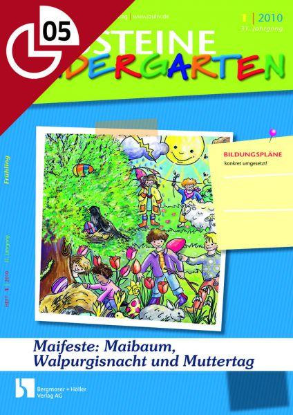 Maifeste: Maibaum, Walpurgisnacht und Muttertag
