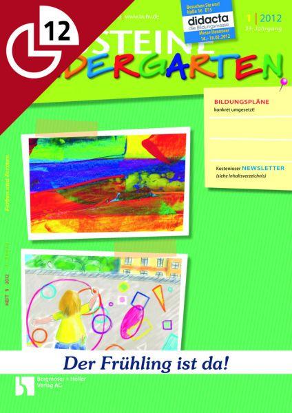 Der Frühling ist da! - MOMENT MAL! Kleinere Aktionen für den Kindergartenalltag