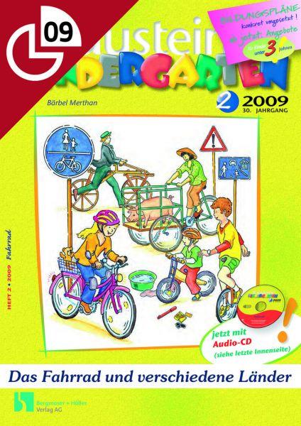 Das Fahrrad und verschiedene Länder