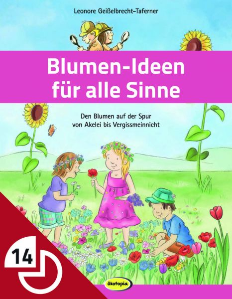 Blumen-Ideen für alle Sinne