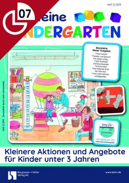 Kleinere Aktionen und Angebote für Kinder unter 3 Jahren