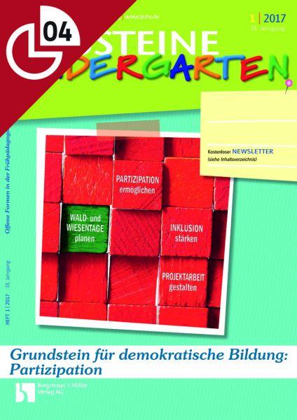Grundstein für demokratische Bildung: Partizipation