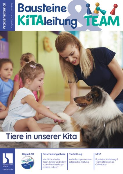 Tiere in unserer Kita
