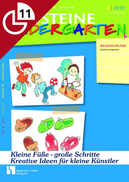 Kreative Ideen für kleine Künstler