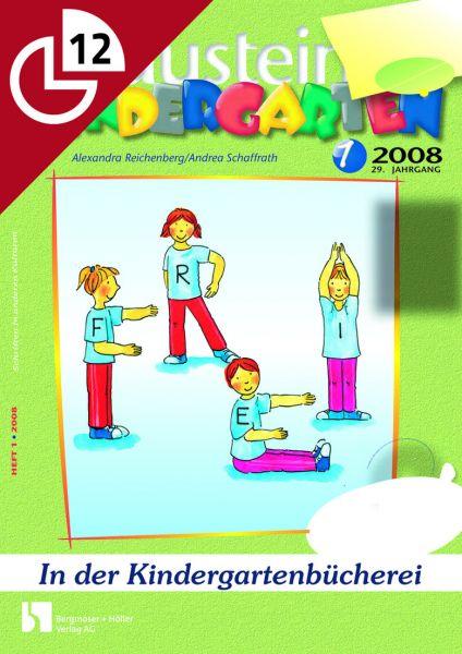 In der Kindergartenbücherei