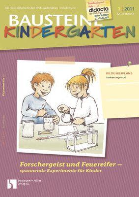 Experimente im Kindergarten