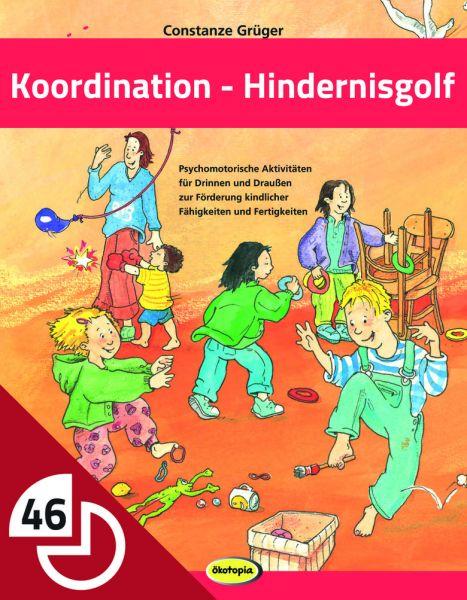 Koordination - Hindernisgolf