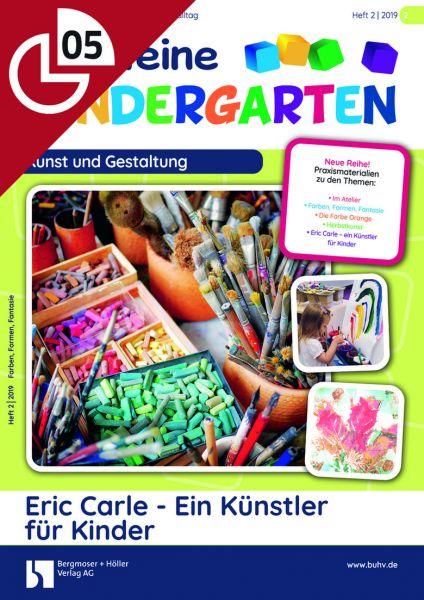 Eric Carle - Ein Künstler für Kinder