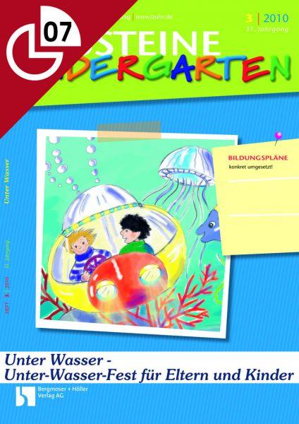 Unter-Wasser-Fest für Eltern und Kinder