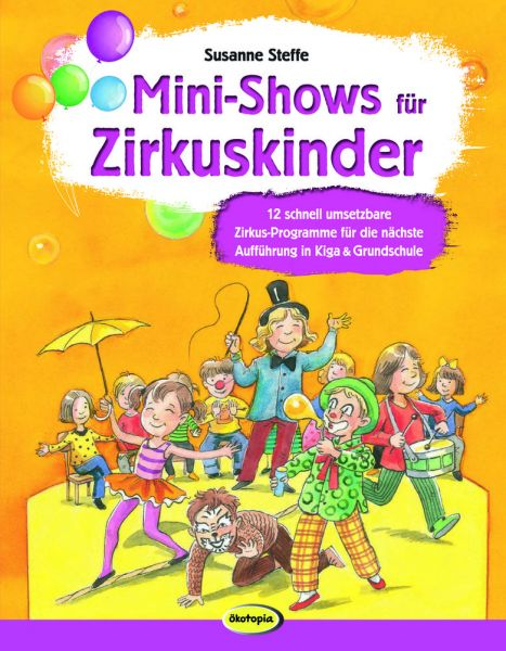 Mini-Shows für Zirkuskinder