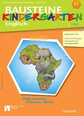 Wild Animals - Discover Africa