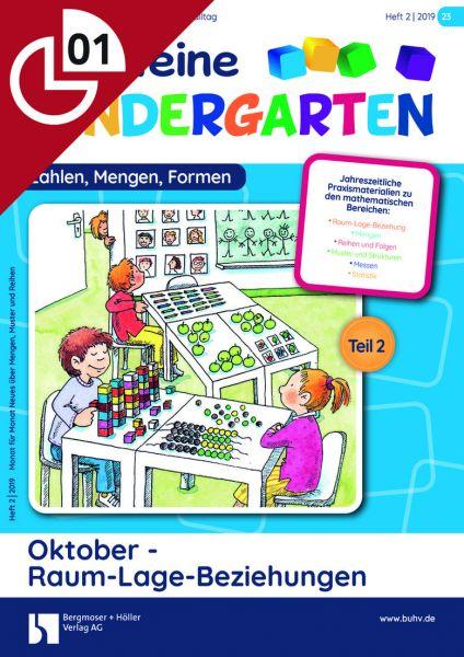 Oktober - Raum-Lage-Beziehungen