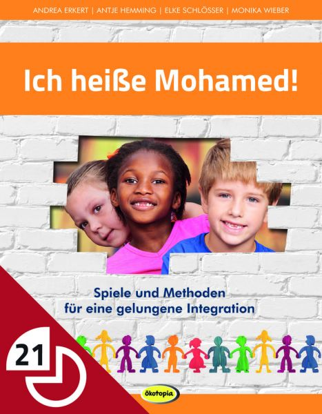 Ich heiße Mohamed!