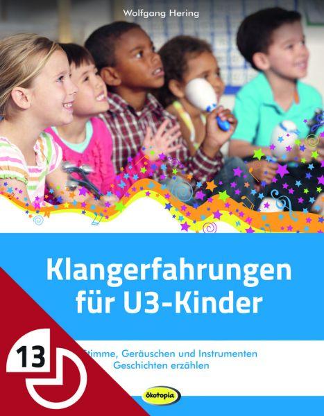Klangerfahrungen für U3-Kinder