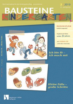 Sport und Bewegungsspiele für den Kindergarten