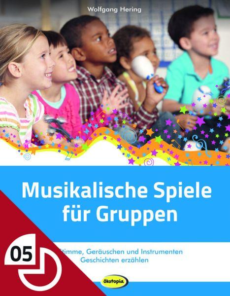 Musikalische Spiele für Gruppen
