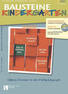 Offene Formen in der Frühpädagogik