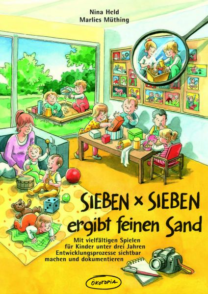 Sieben x Sieben ergibt feinen Sand