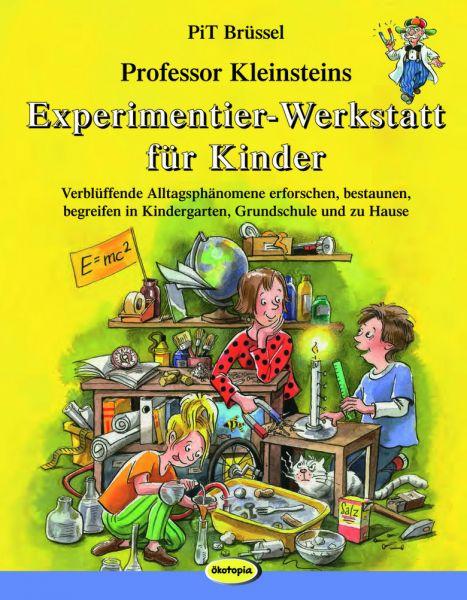 Professor Kleinsteins Experimentier-Werkstatt für Kinder