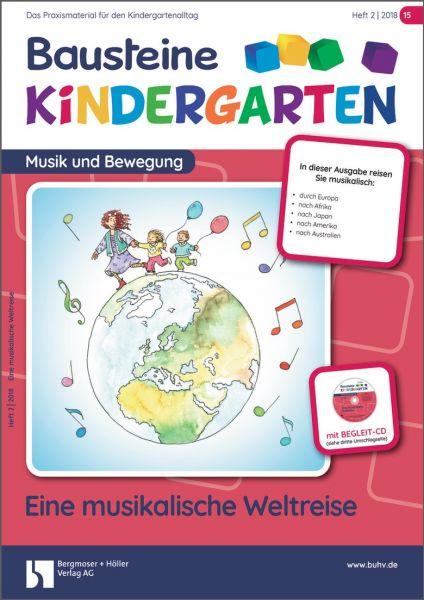 Eine musikalische Weltreise